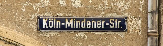 01_2018_09_15_Essen_Welterbe_Zollverein_Strassenschild_Köln-Mindener