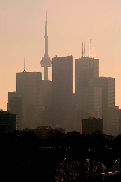 Toronto Golden Hour