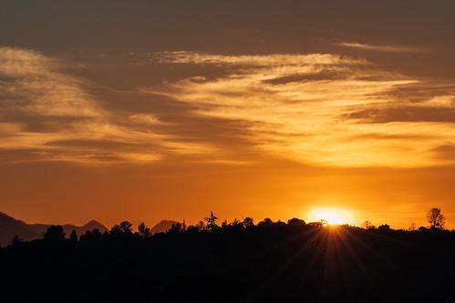 Sunrise on the Garden Route   by Ryan Jarrett 4130