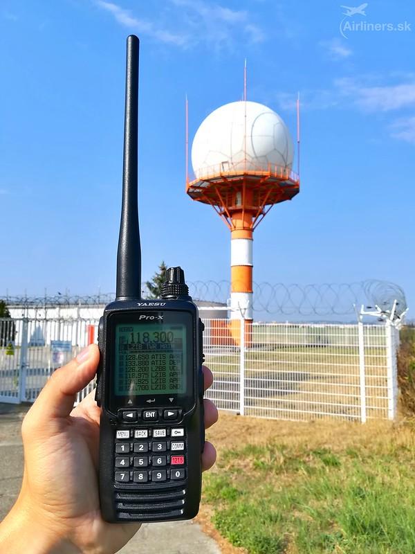 Terminal Approach Radar Bratislava