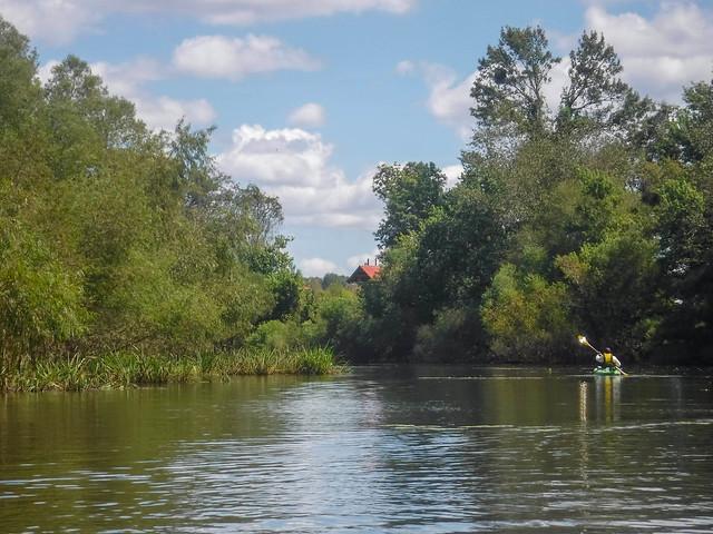 Savanah River with LCU-94