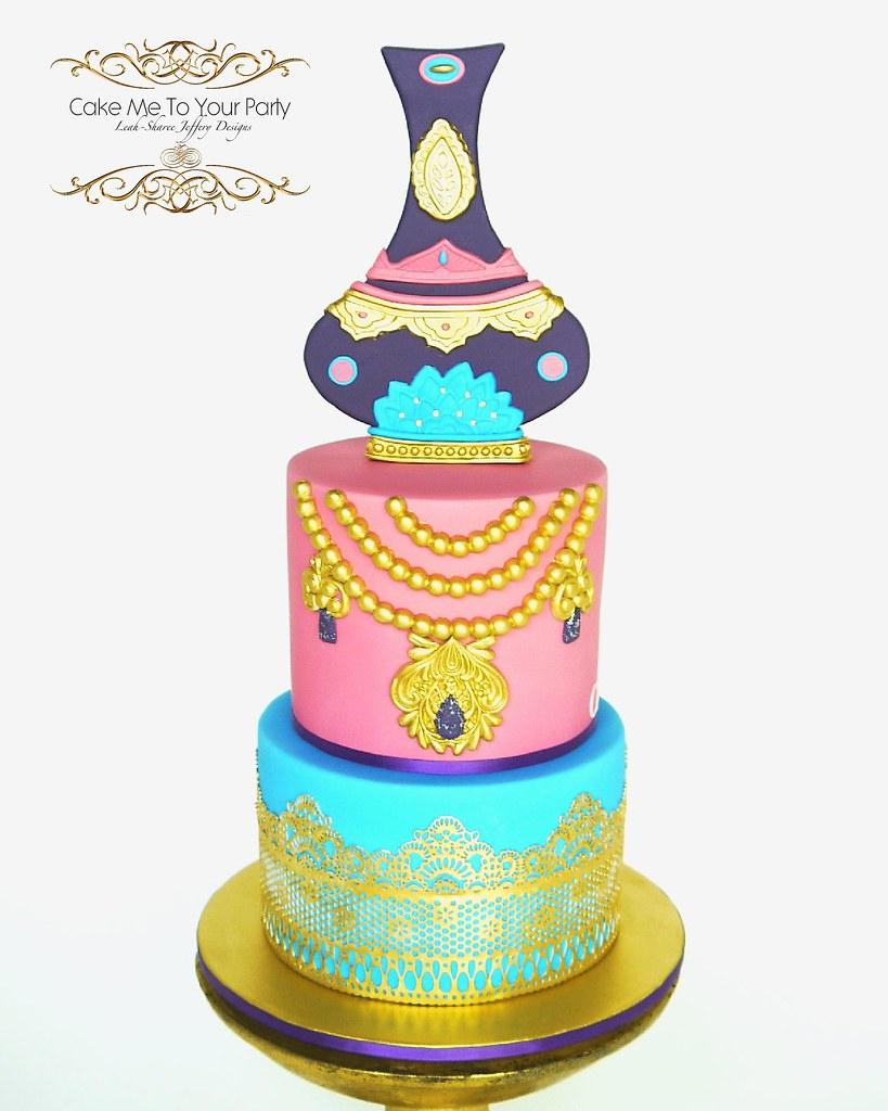 Princess Jasmine Cake A Photo On Flickriver