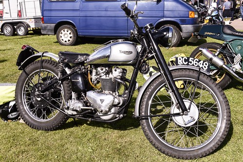 Motorcycle Convention - Alford Aberdeenshire Scotland - 9/9/18 | by DanoAberdeen