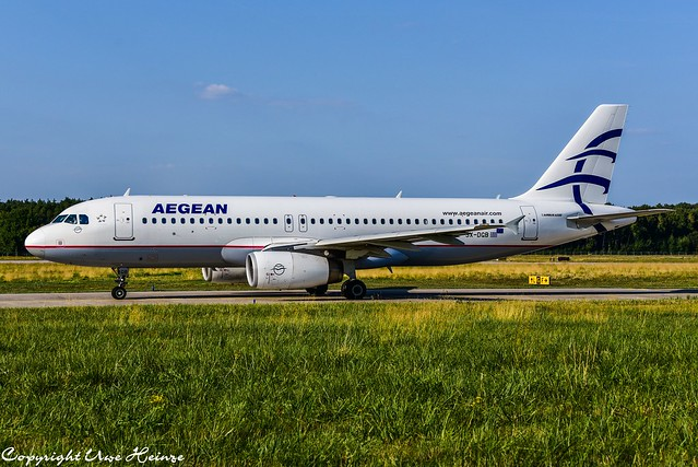 Aegean Airlines SX-DGB