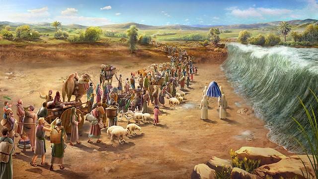 Moses Geschichte