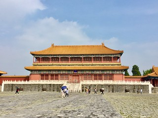 Forbidden palace | by cattan2011