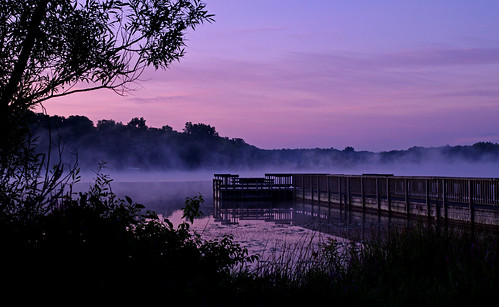 sunrise waterloorecreationarea bigportagelake