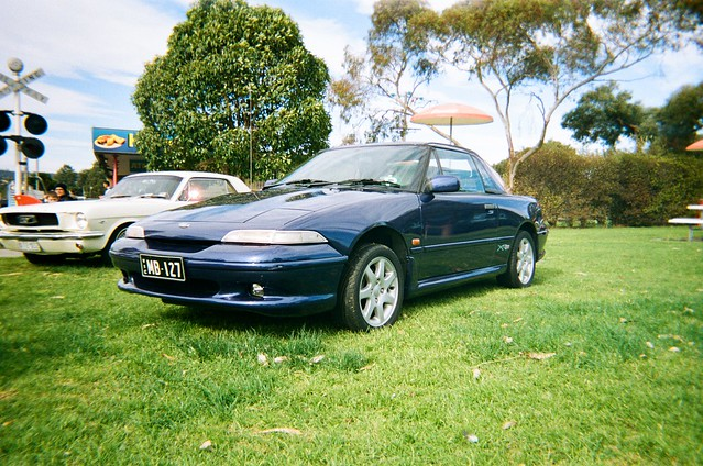 1994 Ford Capri XR2