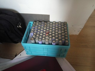 Batterijen 18650   by zwembad12volt