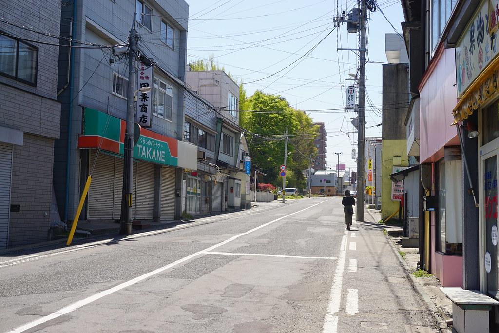 本八戸駅前通り#1