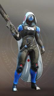 Destiny 2: Forsaken – PlayStation-Exclusive Hunter Armor   by PlayStation.Blog