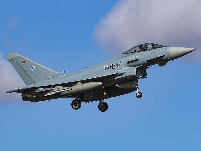 Luftwaffe   Eurofighter EF-2000 Typhoon S   30+64