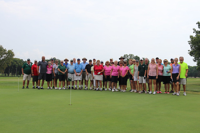 Aug. 16, 2018 - Retirees Golf Outing