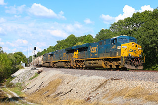 CSX G104, Kelly,KY 9/15/2018 | by Bluegrass Railfan