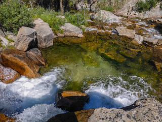 Perfect swimming hole documented for next time! | by snackronym