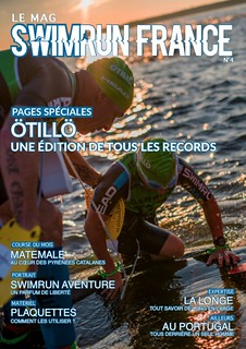 Couverture Le Mag SRF #4 | by swimrun france