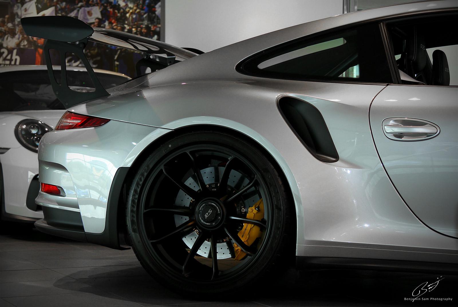 Porsche 911 GT3RS & GT3