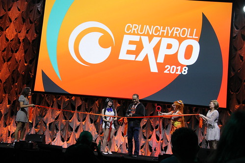 Crunchyroll Expo 2018 035 | by coolmikeol