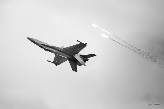 F-18 Inverted Decoy