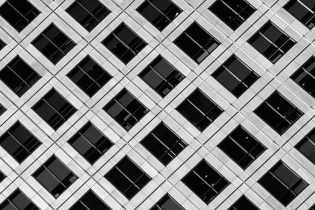Angled Windows