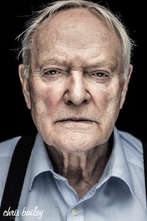 New portrait of Game of Thrones star, Julian Glover - © Chris Bailey 2018   by Chris Bailey Photographer