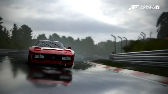 288 GTO in the wet [EXPLORED]