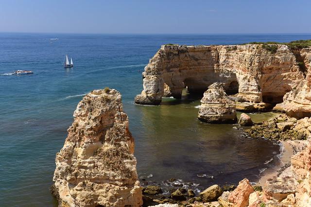 Praia da Marinha, Portugal  1343