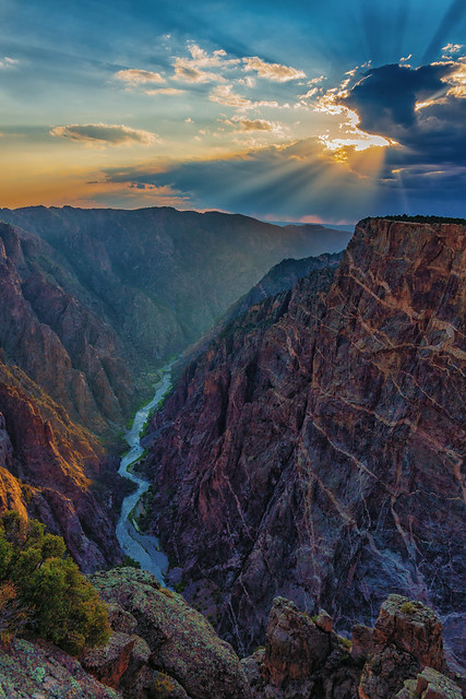 The Gunnison River Bend - Explored #142 - 9.4.18