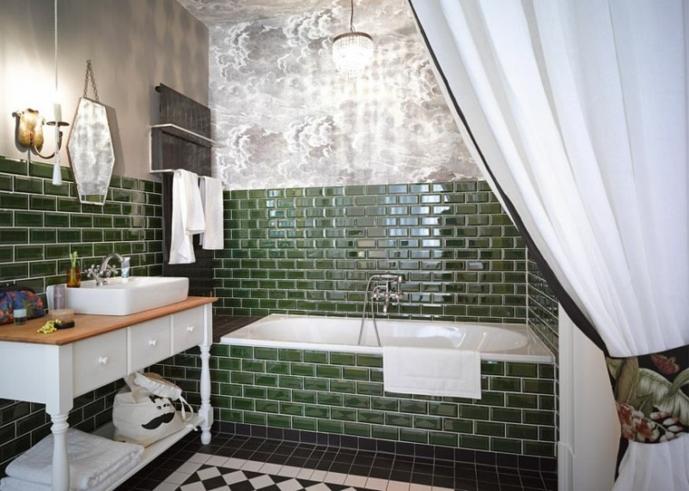 Moderne Badezimmer Leuchtende Farben Fur Die Wande Flickr