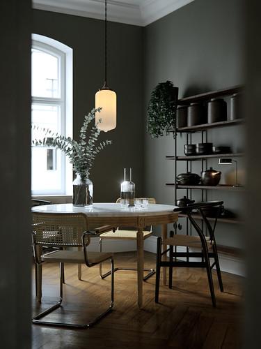 Classic Apartment   by BBB3viz