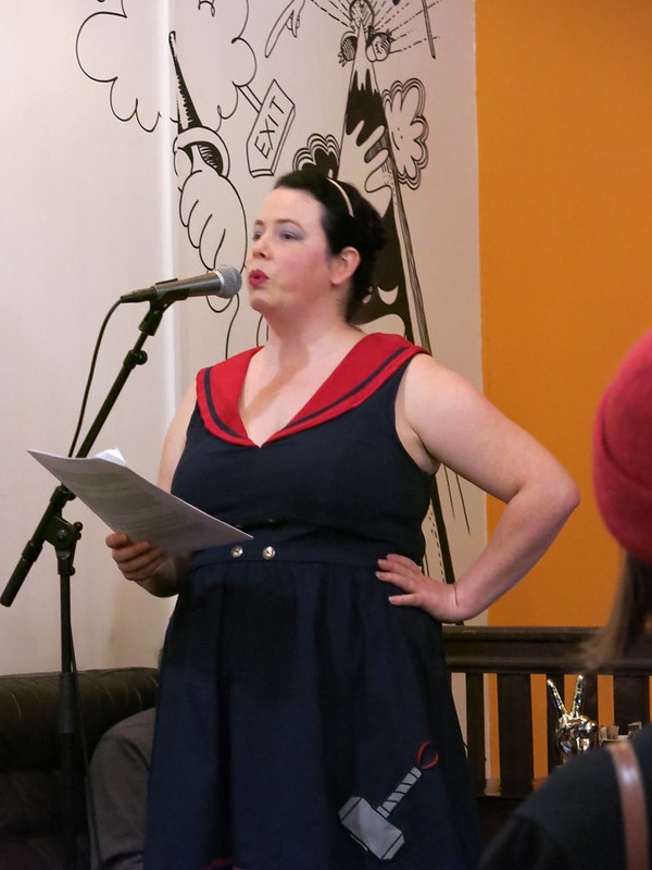 Karen Healey - Science Fiction Triple Feature