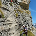 Klettern Melchsee-Frutt 08.09.2018