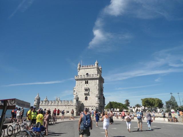 Torre de Belém, Lisboa/Lisbon, Portugal - www.meEncantaViajar.com