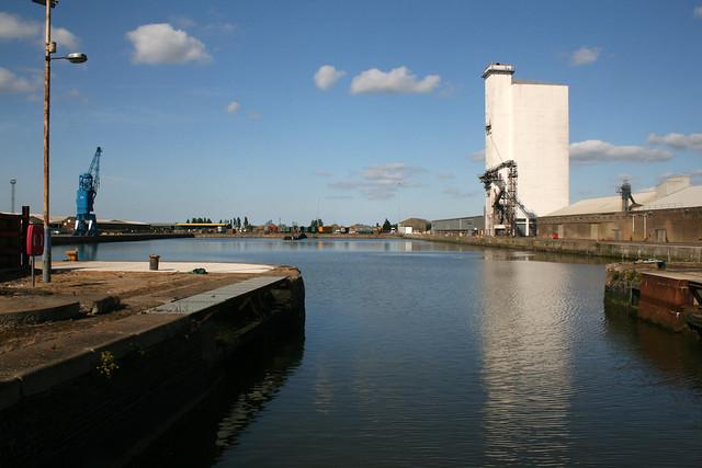 Bentinck Dock, Kings Lynn