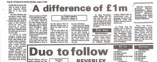 Carlisle V Derby 5-8-89 (2)   by cumbriangroundhopper