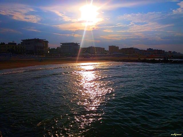 misano tramonto