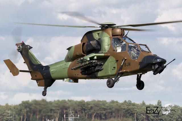 BJM French Army (Armée de Terre) Eurocopter EC-665 Tigre HAP