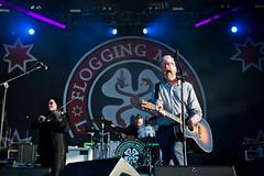 Floggin Molly en Festival Riot Fest 2018