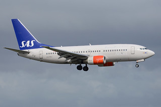 Boeing 737-783 'LN-RPJ' Scandinavian Airlines System | by Hawkeye UK