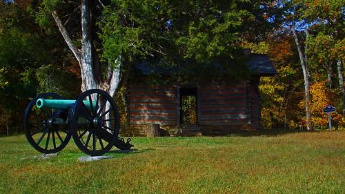 early Snodgrass Cabin