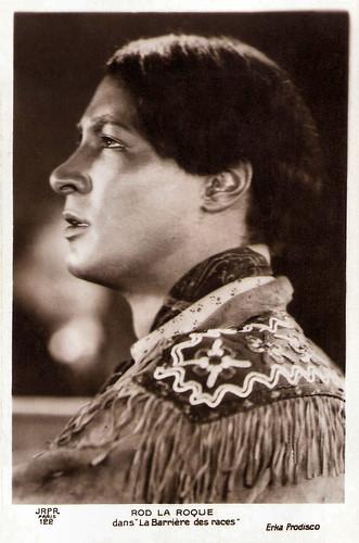 Rod La Rocque in Braveheart (1925)