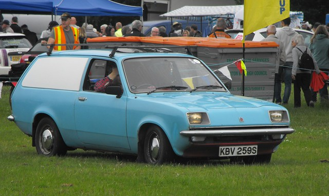 Bedford Chevanne -  KBV 259S