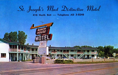 Ranch House Motel St Joseph MO