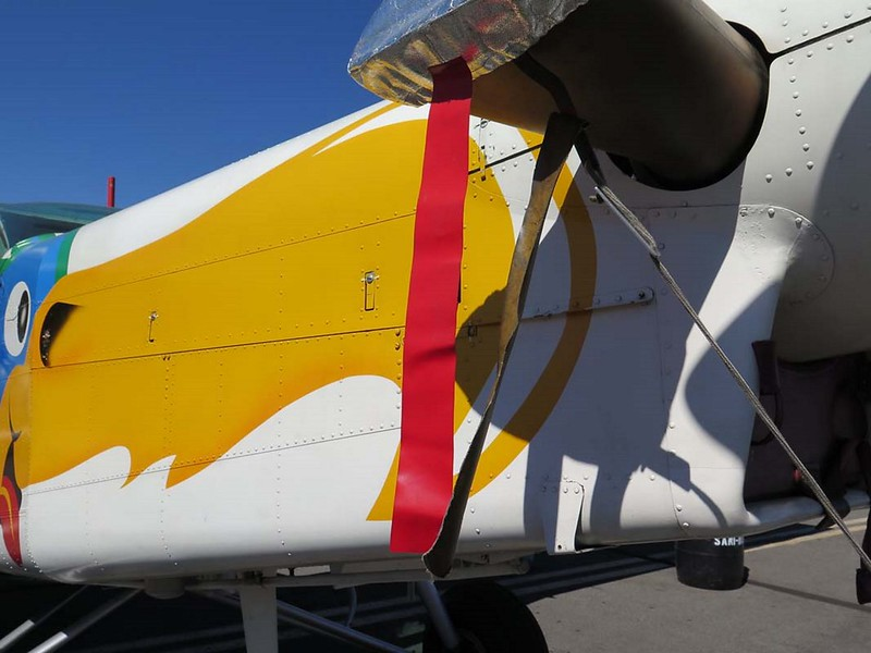 Pilatus PC-6 Porter 5