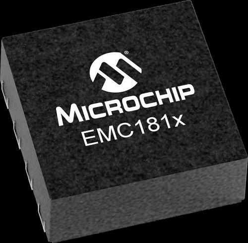 IC-WDFN-8Pin-EMC181X | by Microchip Technology
