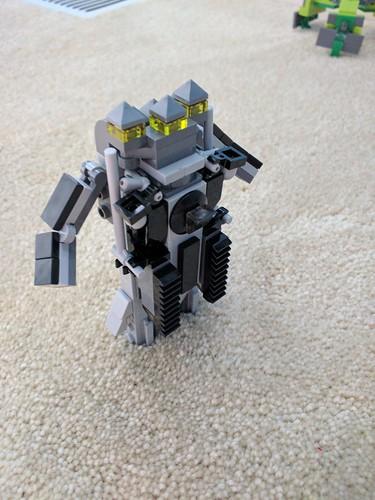 MicroShips Rogue0 - Mech Mode | by Alexial1