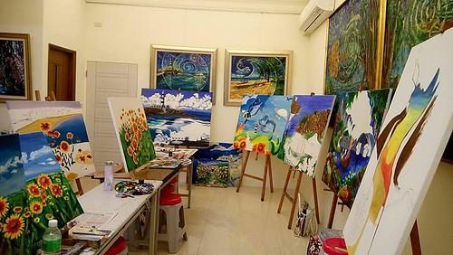 阿珠畫畫室