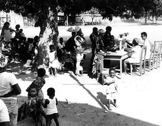 Amasaman Clinic 1978 Ghana