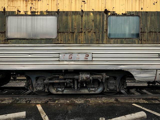 Disused Railcar