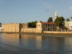 Castillo de Lárnaca